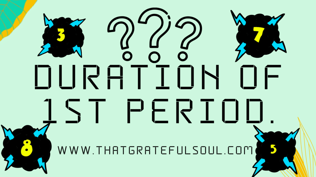 duration-of-first-period