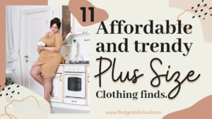 Affordable trendy plus size clothing